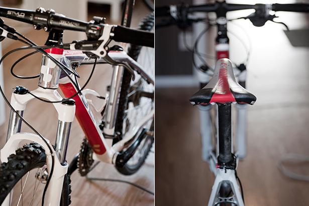 byta styre cykel