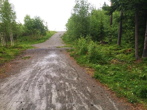 BMX-bana i Torvalla