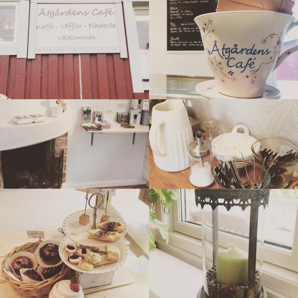 #cykelfika – Åtgårdens café i Vemdalen