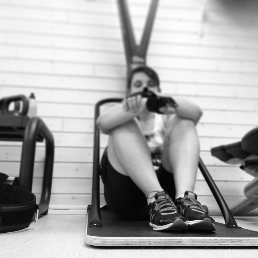 Är man misslyckad om man missar ett träningspass?
