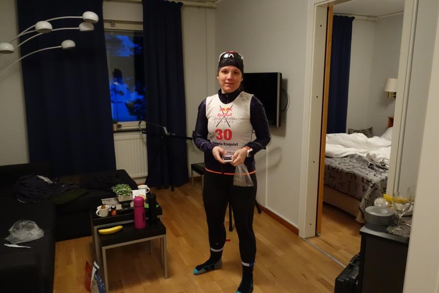 nordenskiöldsloppet en racereport