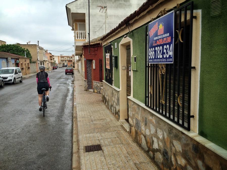 cykling i torrevieja