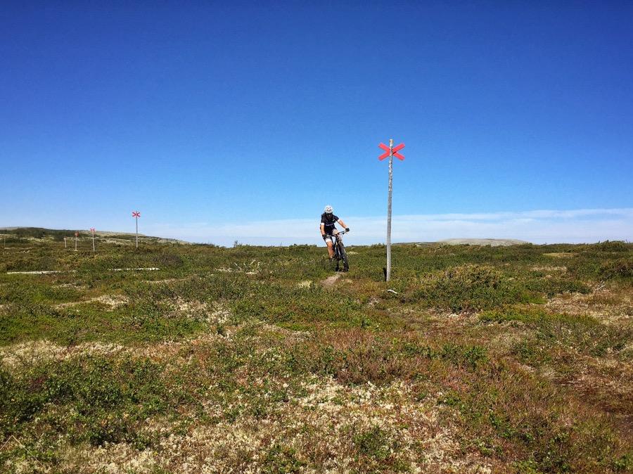 Turtips MTB – Oxsjön och Bräckvallen