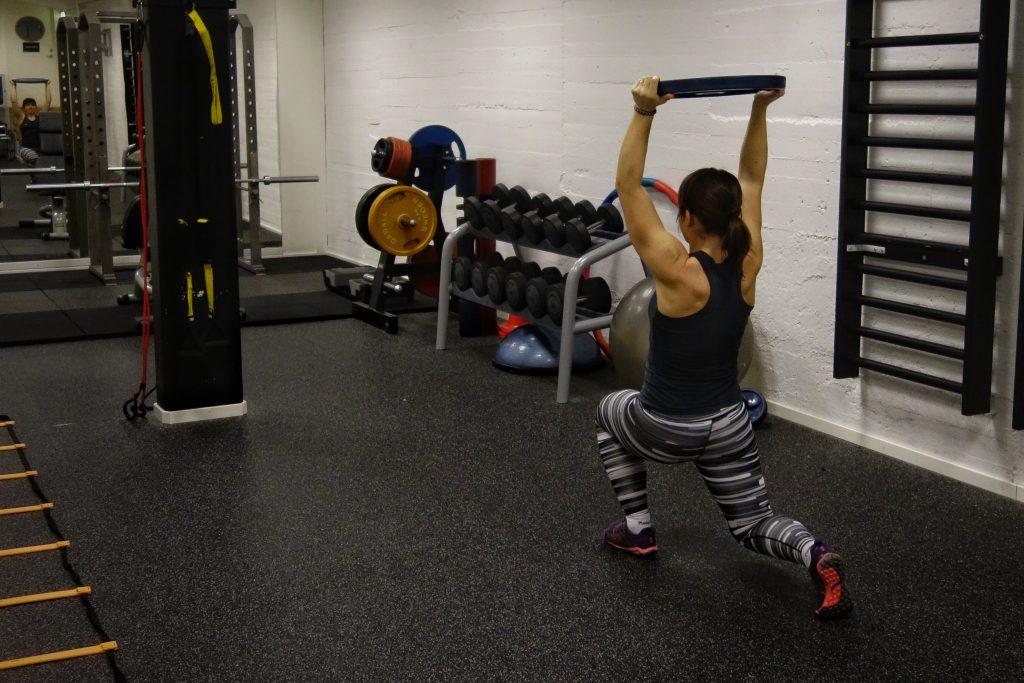 konditionsidrott och styrketräning