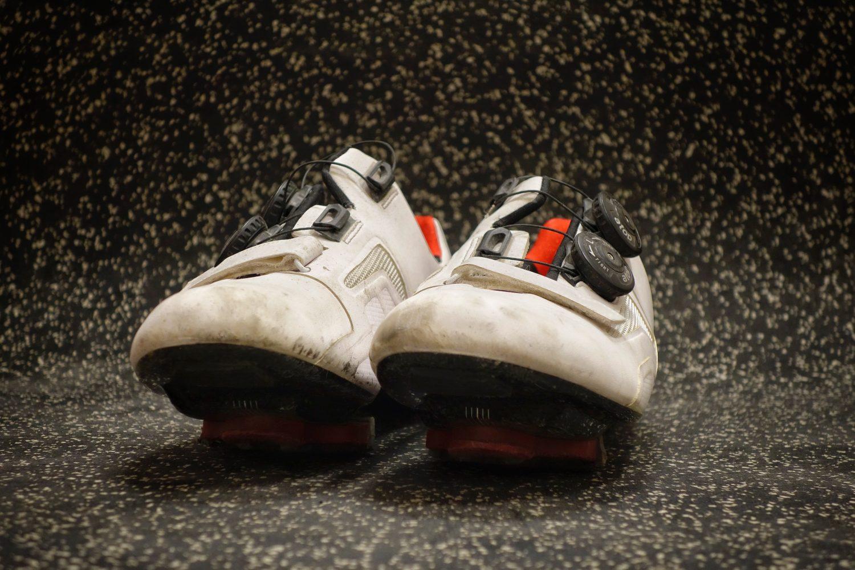 cykelskor för breda fötter