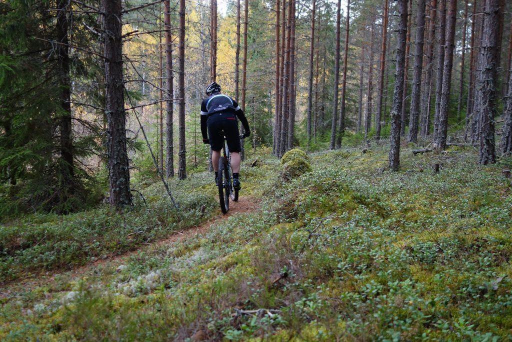 """Rättviks blåa """"Farfarsleden"""" och svarta slingan – cykelglädje!"""