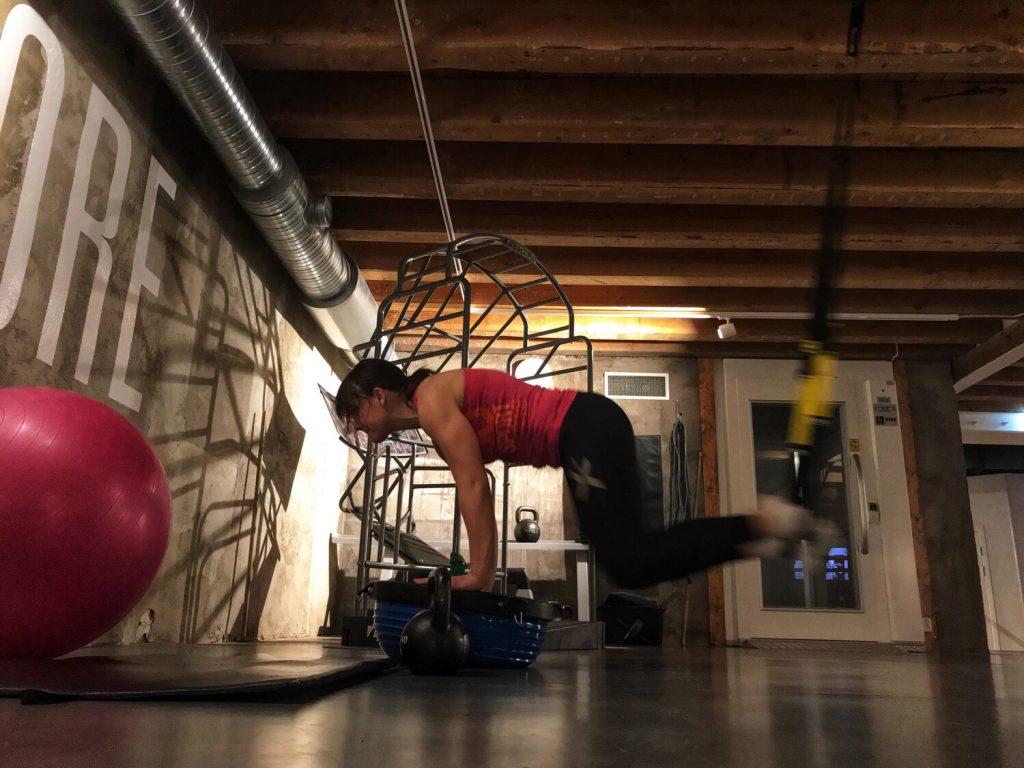 Onsdagsgym – en enkel bålcirkel